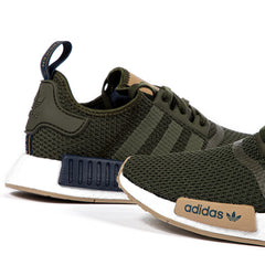 ADIDAS NMD-R1 (NIGHT CARGO/COLLEGIATE NAVY/HEMP)