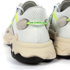 adidas Ozweego (Cloud White/ Grey One-Solar Yellow)