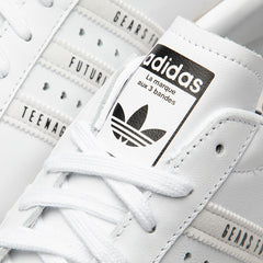 ADIDAS SUPERSTAR 80'S HUMAN MADE (WHITE/WHITE)