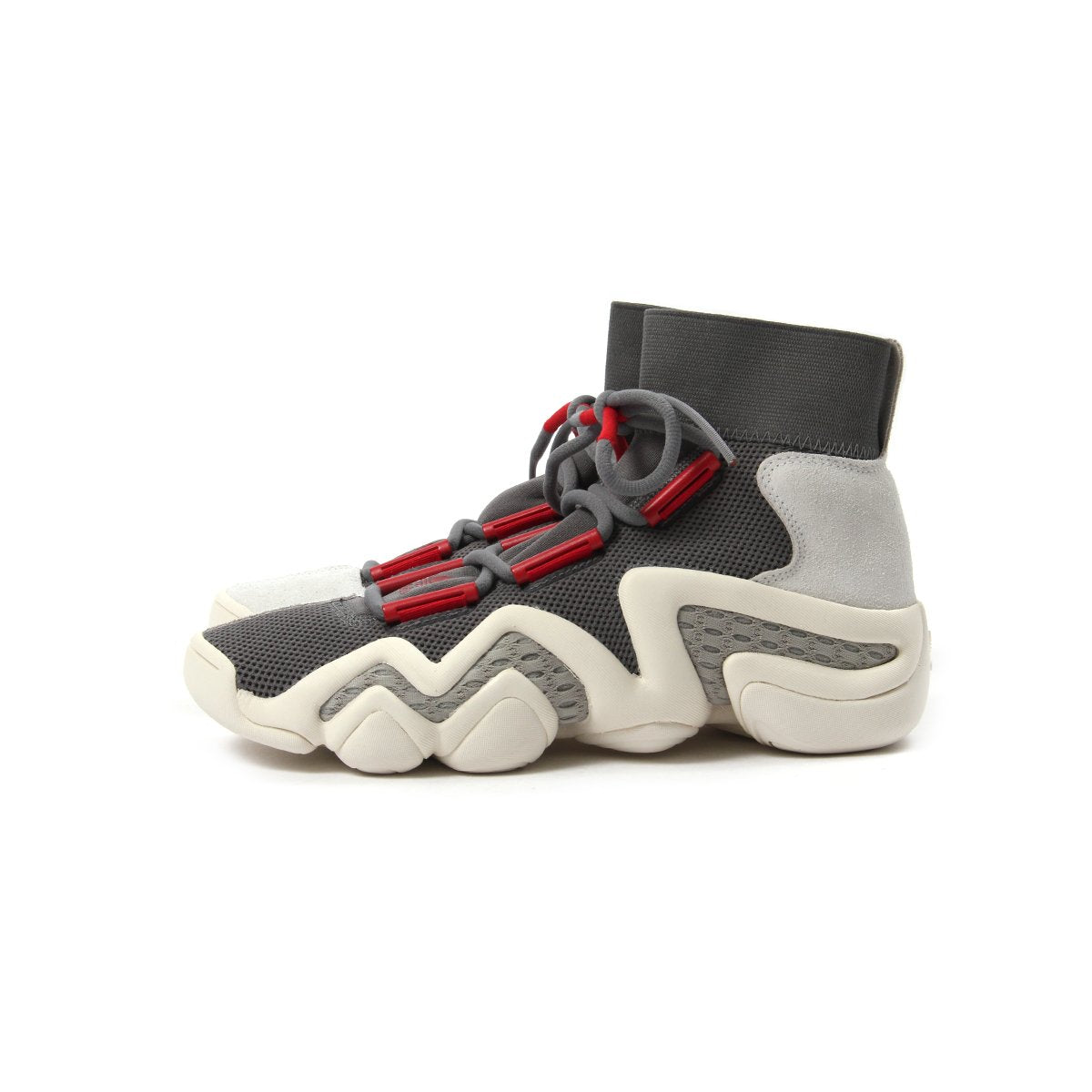 new product d5305 c2049 ConceptsIntl  adidas Crazy 8 AD (GreyRed-Sesame)
