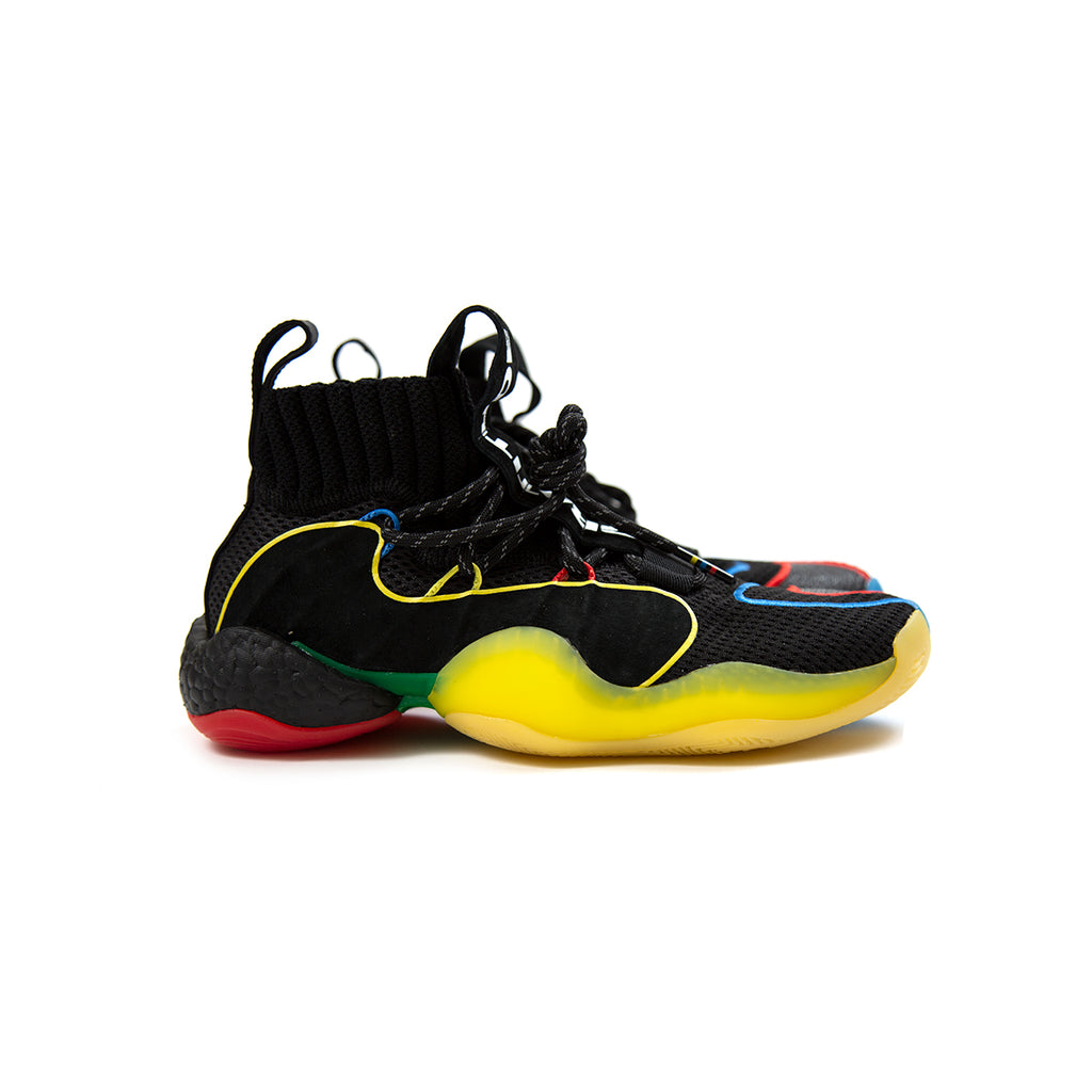 half off 937d3 cf71e Adidas. adidas X PW Crazy BYW LVL (Core BlackGreenRedYellow) G27805
