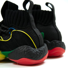 adidas X PW Crazy BYW LVL (Core Black/Green/Red/Yellow) G27805