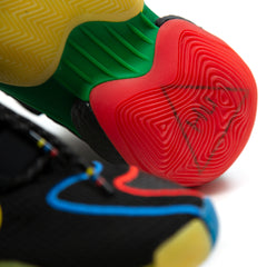 adidas X PW Crazy BYW LVL (Core Black/Green/Red/Yellow)