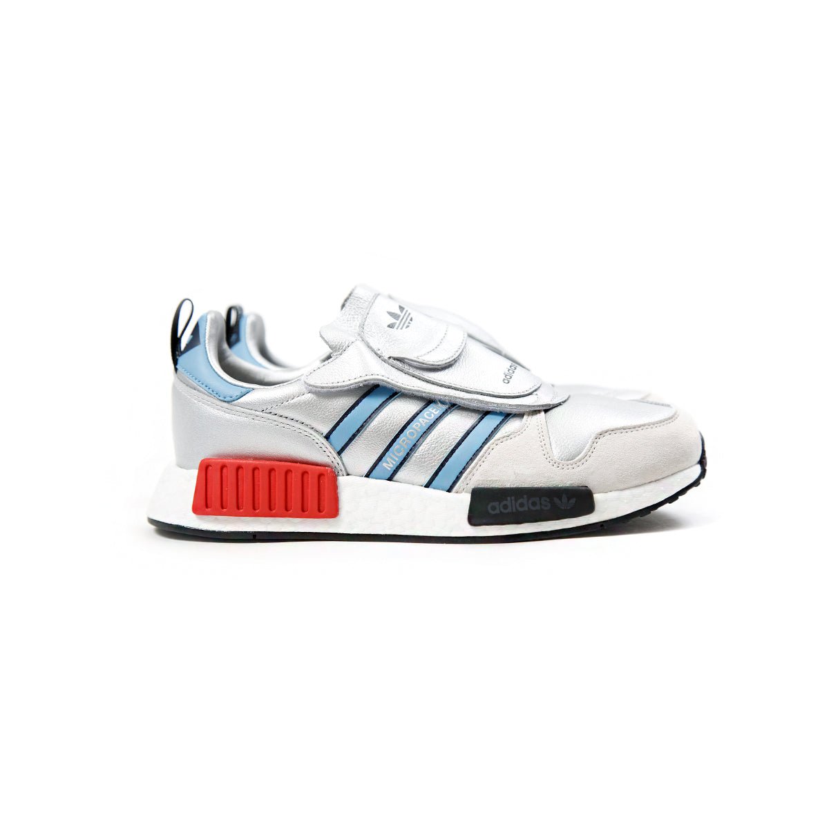 adidas Micropacer X R1 Leather And Suede Sneakers Herren