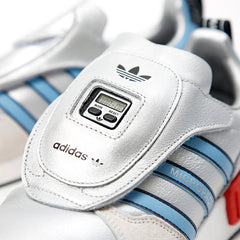 Adidas Micropacer X R1 (Silver Metallic/Light Blue-Cloud White)
