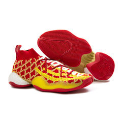 Adidas PW X BYW CNY (Scarlet/Bright Yellow)