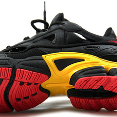adidas Raf Simons Replicant Ozweego (Core Black/Gold-Night Grey)