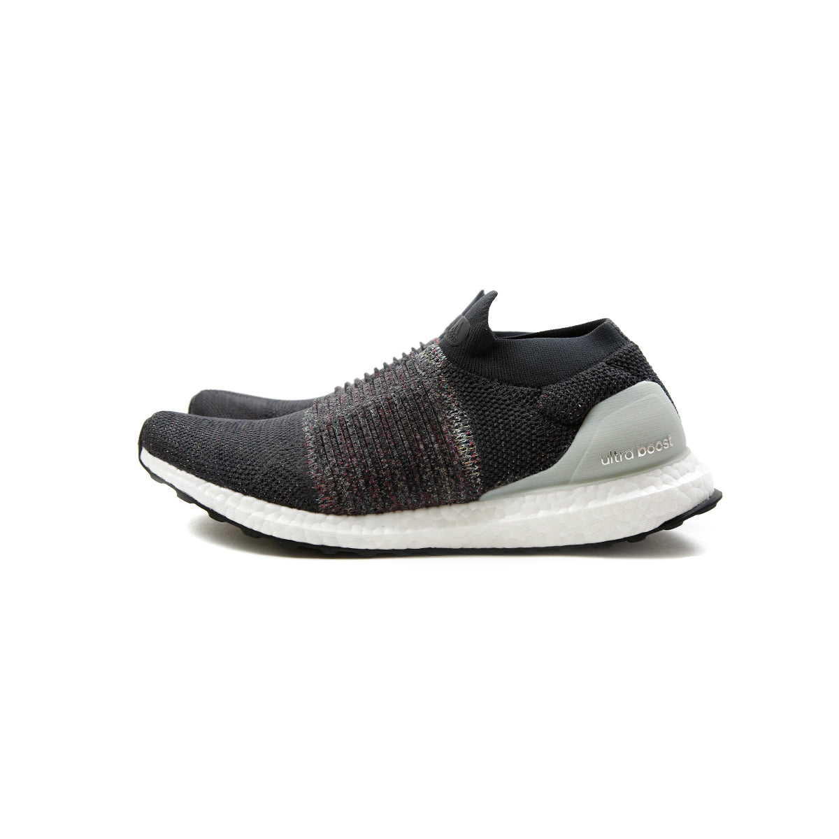 ADIDAS ULTRABOOST LACELESS (CARBON DGH