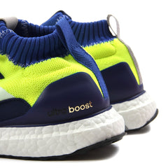 "adidas UltraBoost Mid ""Prototype"" (Solar Yellow/HiRes Blue-White)"
