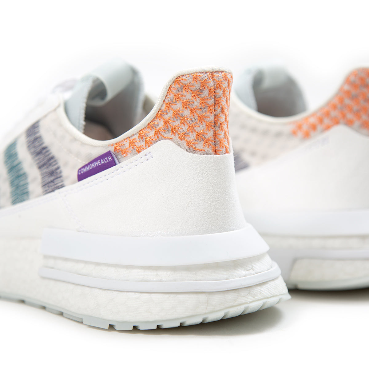 bf725643ca7a2 adidas Consortium x Commonwealth ZX 500 RM (Orchard Tint) DB3510