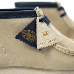 Clarks x Wu Wear Wallabee (Maple Suede)