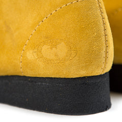 Clarks x Wu Wear Wallabee (Yellow Suede)