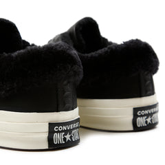 Converse One Star OX (Black/Black-Egret)