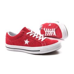 Converse One Star Oxford (Red/White-White)