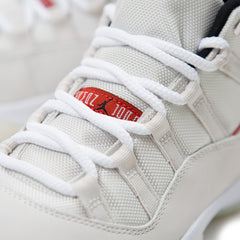 Air Jordan 11 Retro (Platinum Tint/University Red-Sail)