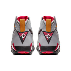 Nike Air Jordan 7 Retro SP (Reflective Silver/Bronze-Cardinal Red-Black)