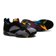 Nike Air Jordan 7 Low NRG (Black/Bordeaux-Lt Graphite-Midnight Fog)