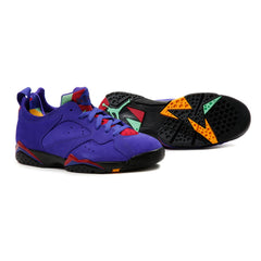 Nike Air Jordan 7 Low NRG (Bright Concord/Tourmaline-Black)