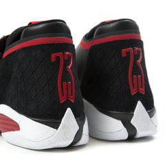 Air Jordan Jumpman Z (Black/Gym Red/White)