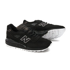 New Balance MIUSA M998ABK (Black/Reflective)