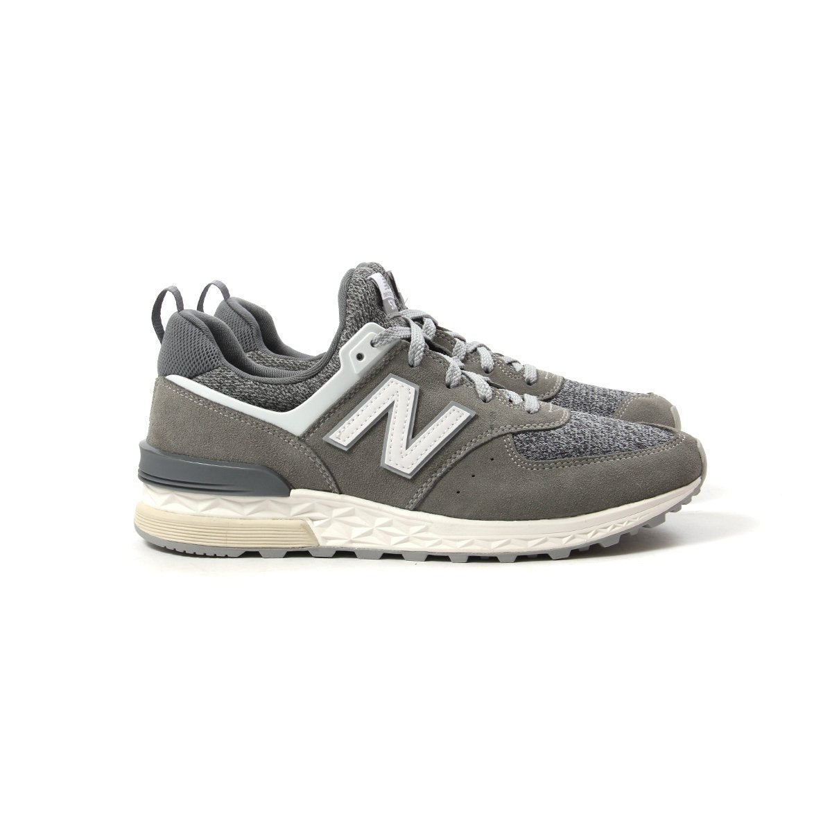 timeless design 9ae8f 1357e ConceptsIntl | New Balance 574 Sport (Grey/White)