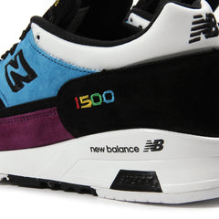 New Balance M1500CBK (Black/Purple-Teal)