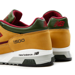 New Balance M1500TGB Made in England (Tan/Olive-Red)