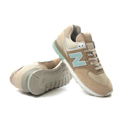 New Balance ML574BSB Vintage Surf PK (Hemp/Incense)