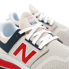 New Balance MS247NMN (White/Red)