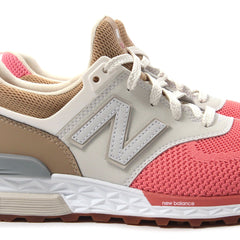 New Balance MS574EKF (Pink/White-Tan)