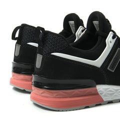 New Balance T3Sport MS574STK (Black/Pink)