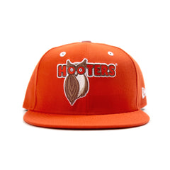 New Era Chase Elliott Hooters Snapback (Orange)