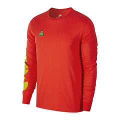 Nike ACG L/S Tee (Habanero Red/ Bright Citron)