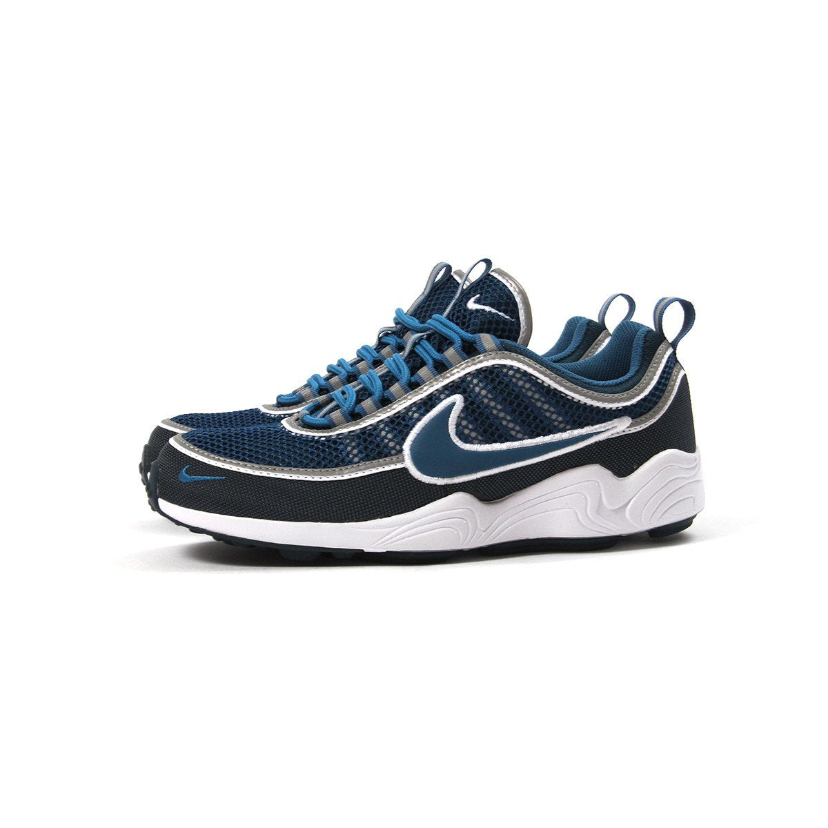 outlet store 578f8 6a1bc ConceptsIntl   Nike Air Zoom Spiridon  16 (Armory Navy Industrial Blue-White )