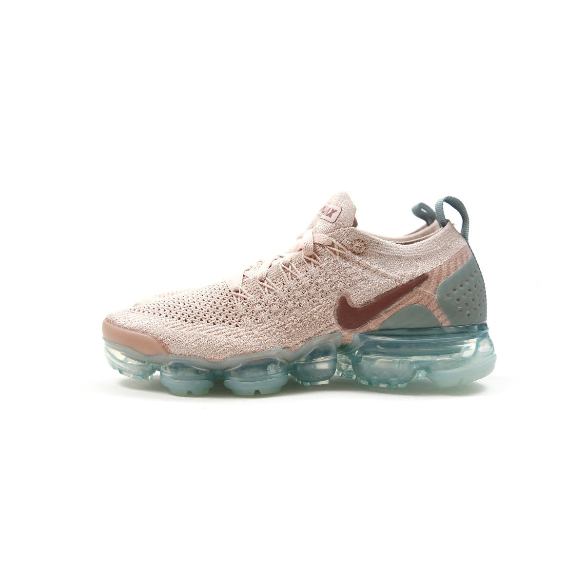 64b545ebc0f ... coupon for wholesale nike womens air vapormax flyknit 2 particle beige  smokey mauve mica green e5a60
