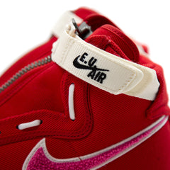 Nike Air Force 1 High / EU (Team Red/Sail-Pink Blast)