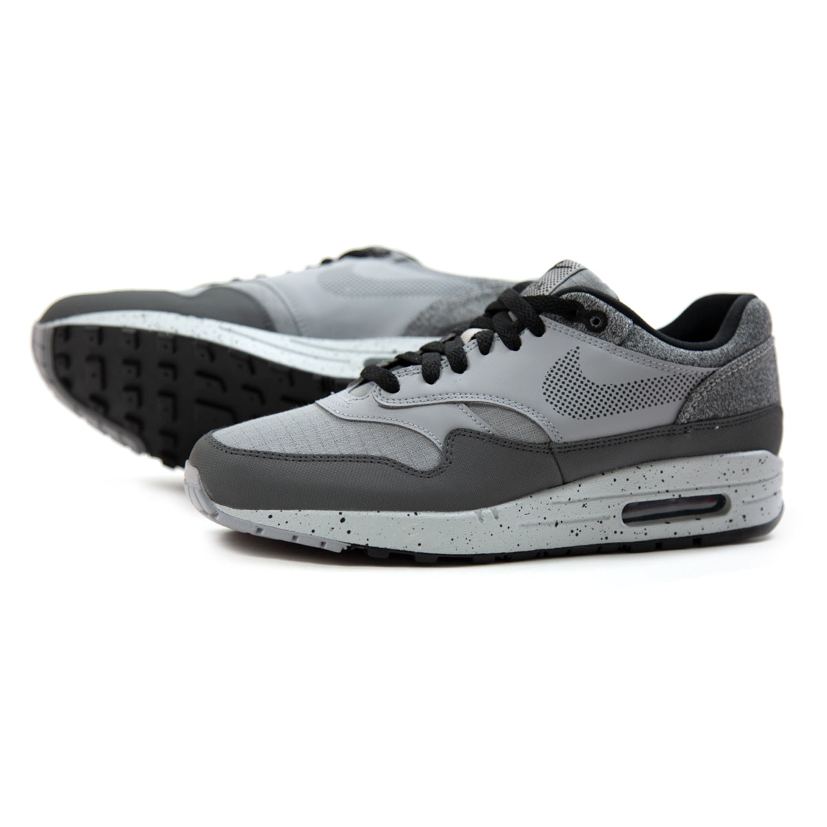 huge selection of 5b626 27574 Nike Air Max 1 SE (Wolf Grey Anthracite Dark Grey Black)