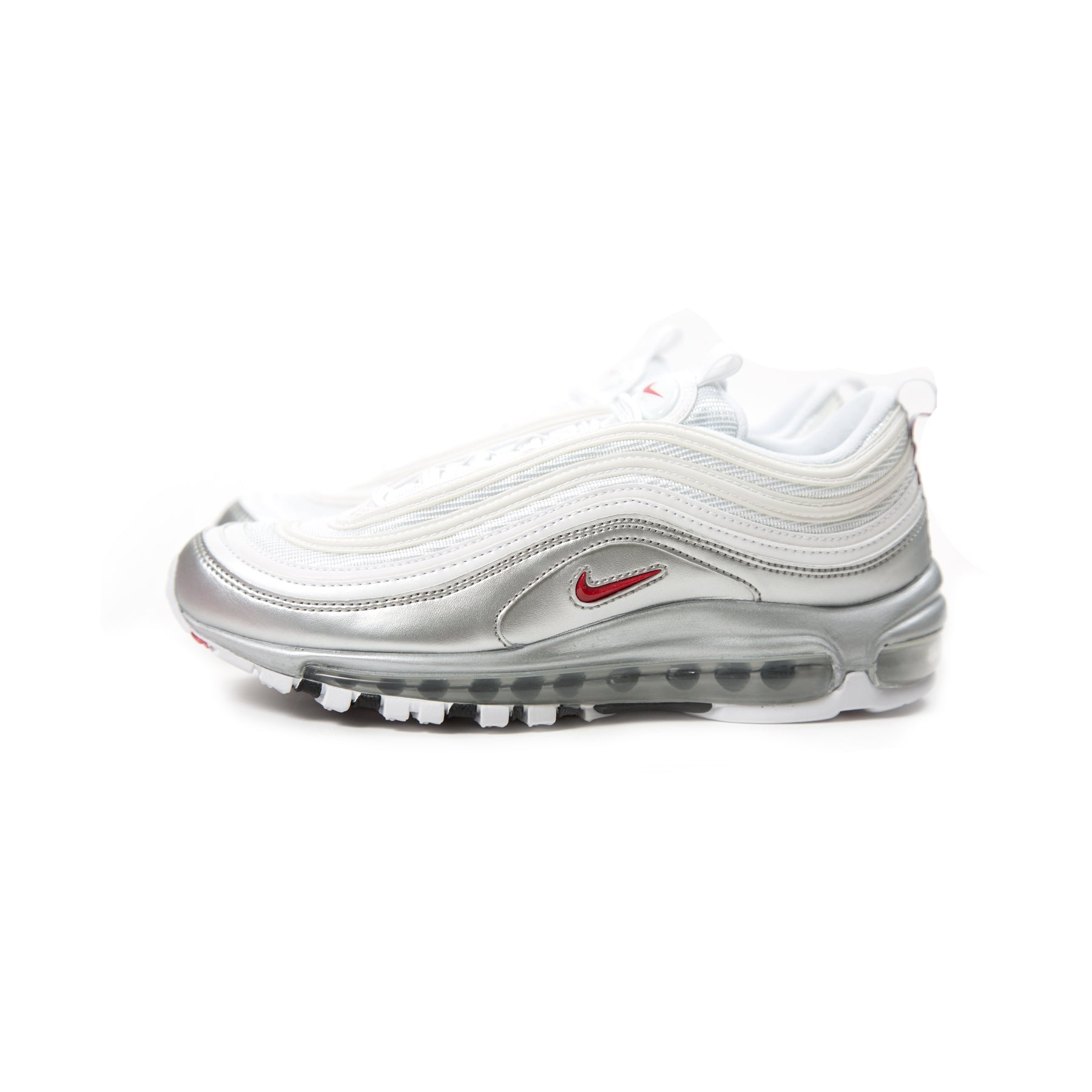 new arrival 39f9b 308f8 ConceptsIntl   Nike Air Max 97 QS (White Varsity Red Metallic Silver Black)