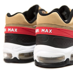 Nike Air Max 97/BW (Metallic Gold/ University Red/Black/White)