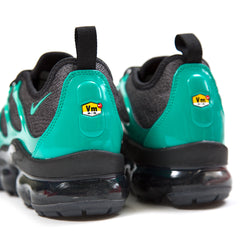 Nike Air Vapormax Plus (Black/Clear Emerald/Cool Grey/Dark Grey)