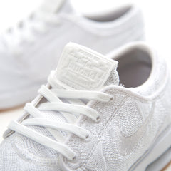 Nike SB Air Max Janoski 2 (White/White-Gum Yellow)