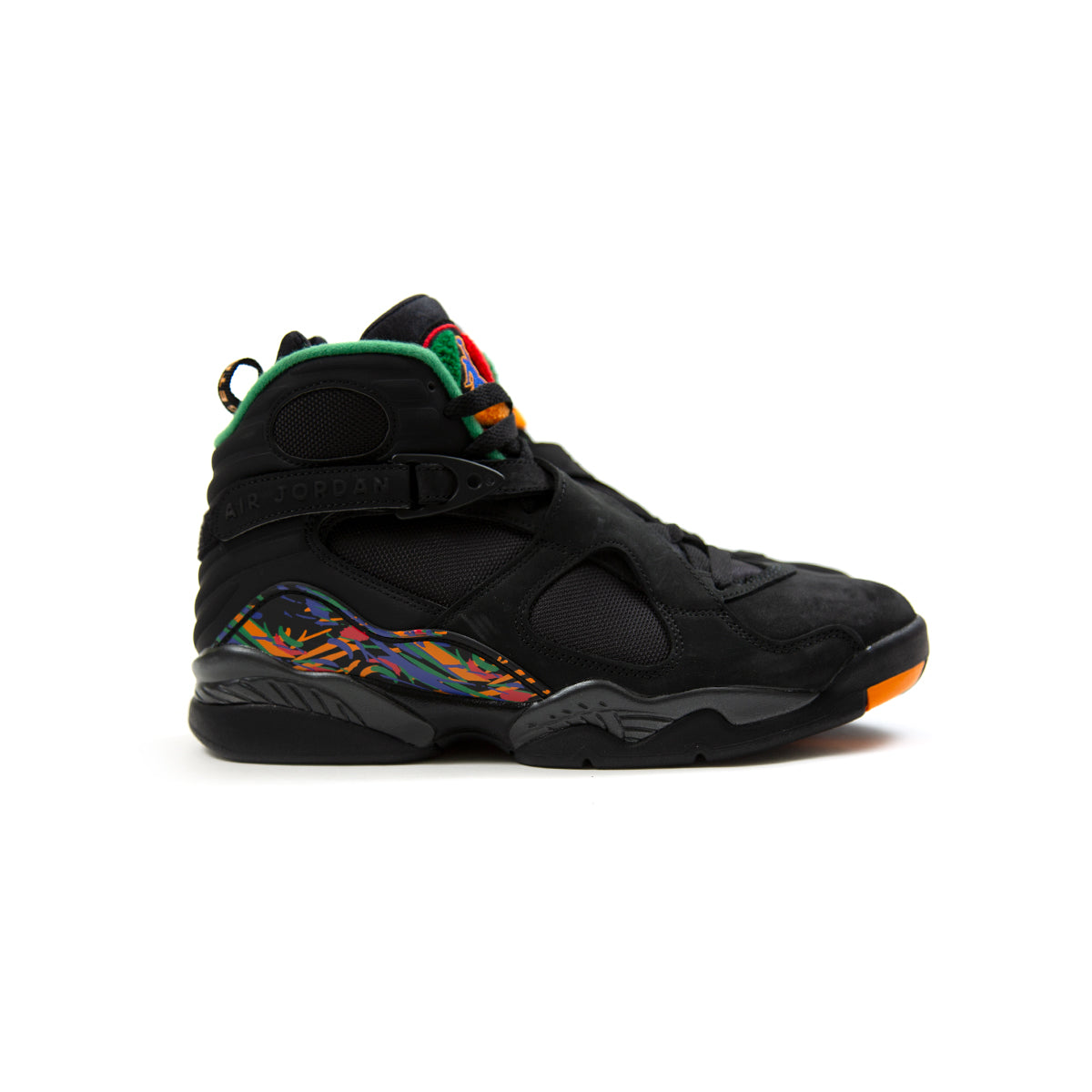 cheap for discount b59df 93d78 ConceptsIntl | Nike Air Jordan 8 Retro (Black/Light Concord ...