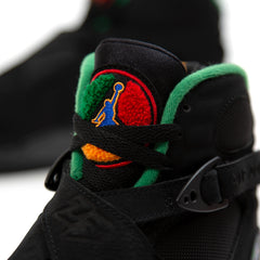 Nike Air Jordan 8 Retro (Black/Light Concord/Aloe Verde) 305381-004