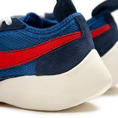 Nike Moon Racer QS (Mountain Blue/Team Orange-Midnight Navy)