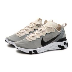 Nike React Element 55 (LT Orewood Brn/Black-White-Cool Grey)
