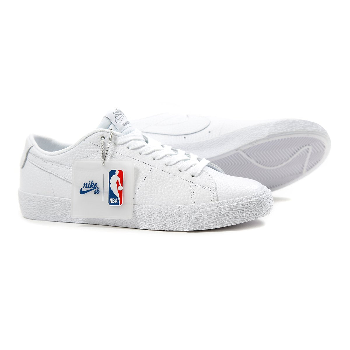 sports shoes 74310 84202 ConceptsIntl | Nike SB Zoom Blazer Low NBA (White/White/Rush ...