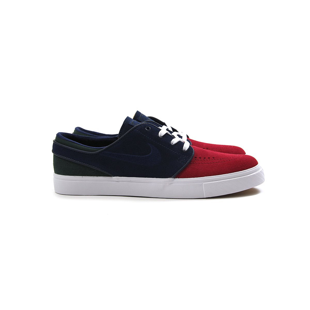 a0ece2129c0a24 Nike SB Zoom Stefan Janoski (Red Crush Blue Void White Midnight Green)