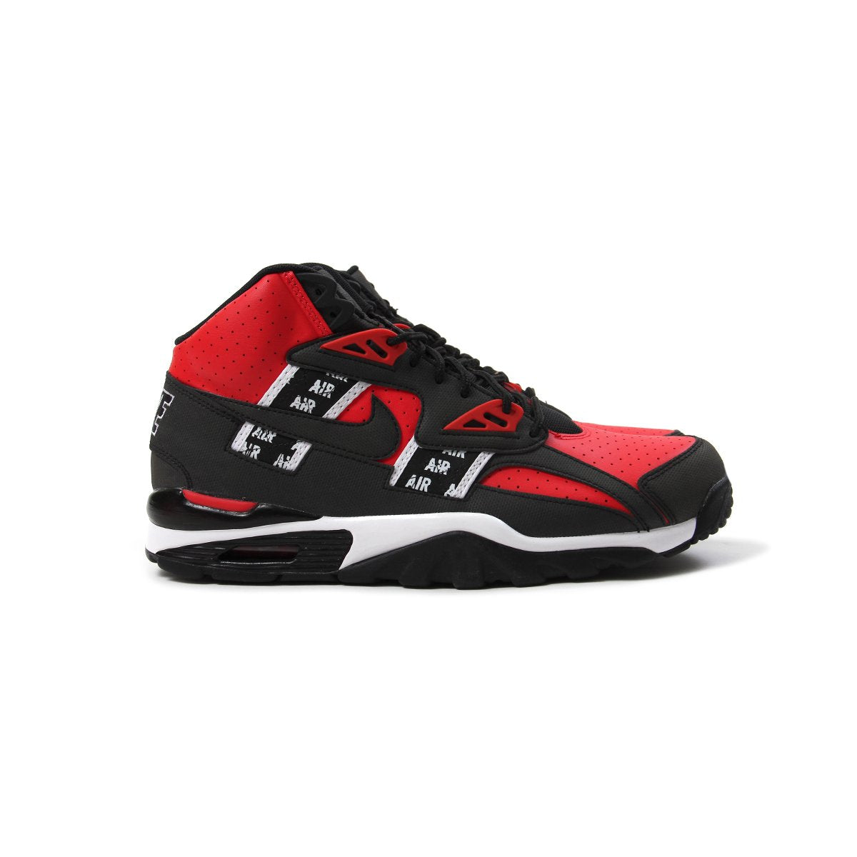 bea60af5ad19c8 Nike Air Trainer SC High SOA (Speed Red Black-White)