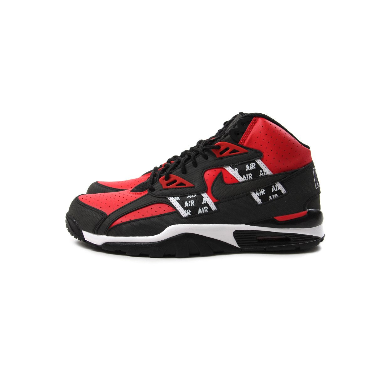 uk availability f2bdc 31830 ConceptsIntl | Nike Air Trainer SC High SOA (Speed Red/Black-White)
