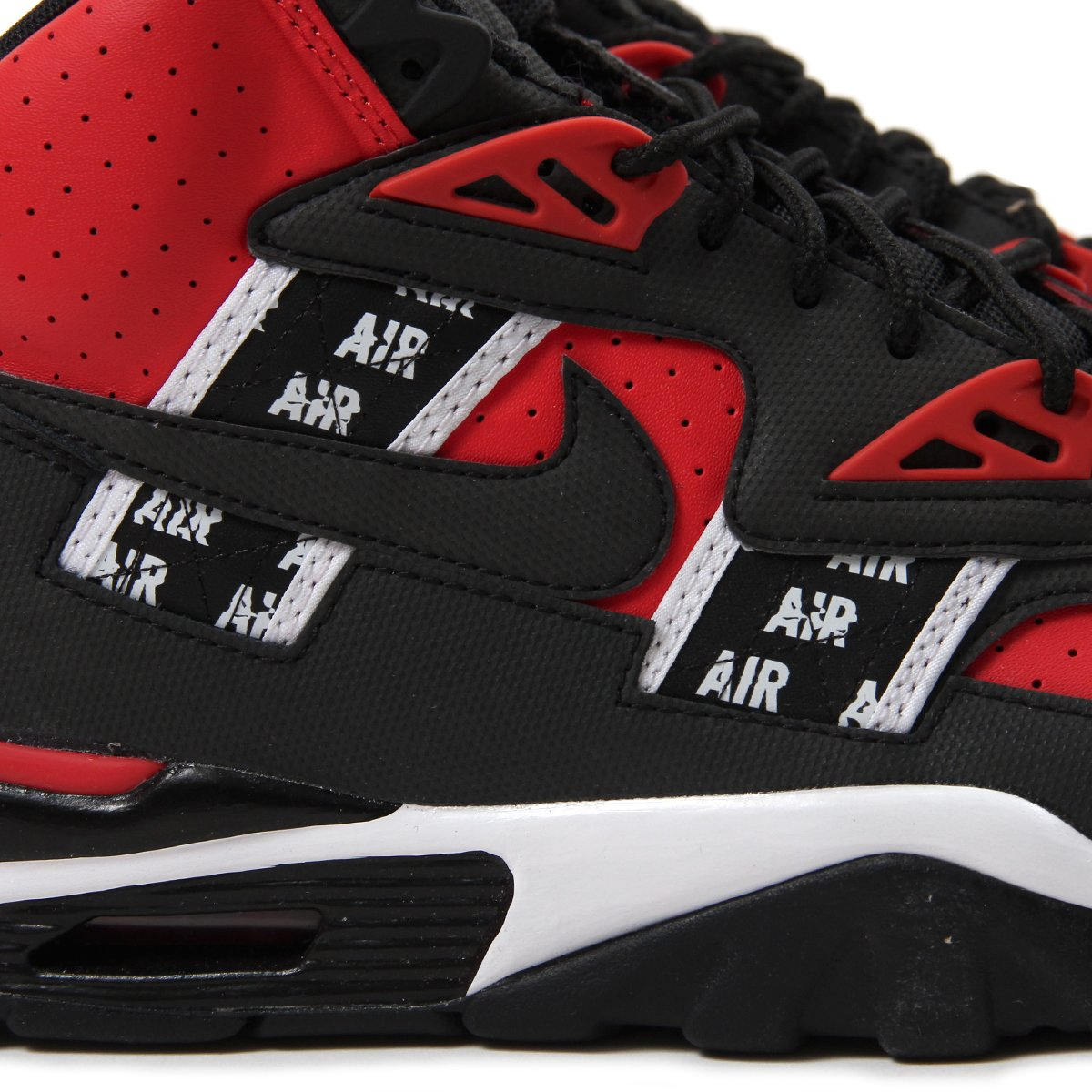 uk availability 04666 3bb93 ConceptsIntl | Nike Air Trainer SC High SOA (Speed Red/Black-White)